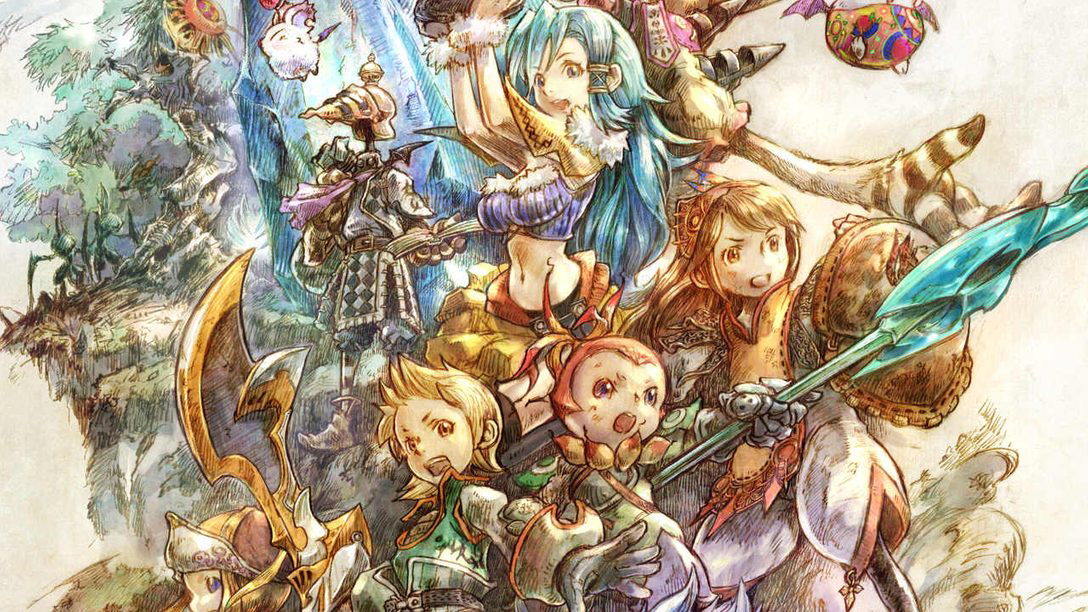 Review: Final Fantasy Crystal Chronicles Remastered Edition screenshot