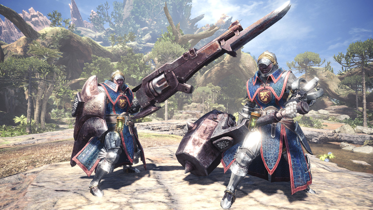 Reliable insider says that a new Monster Hunter Switch is coming screenshot