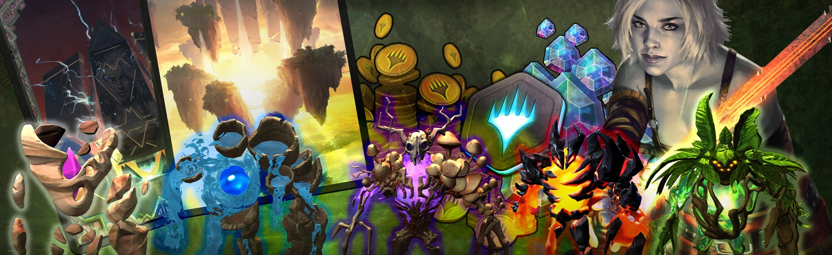 Wizards of the Coast needs to revamp Magic: Arena's battle pass philosophy screenshot