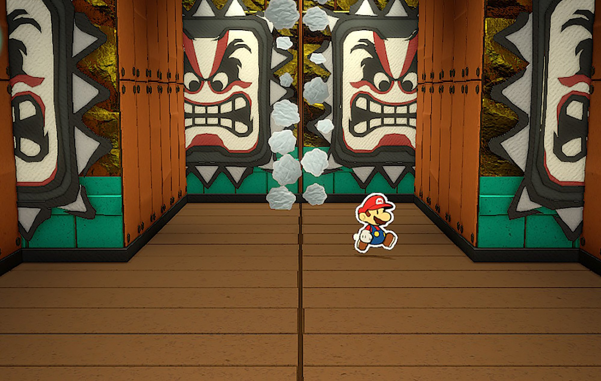 Paper Mario producer says that the team is 'unsure' on whether the series will return to its RPG roots screenshot