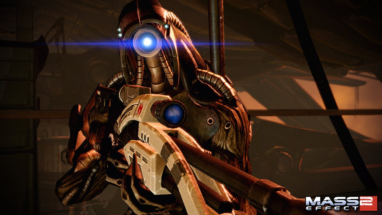 Unannounced Mass Effect trilogy remaster might slip out of its unannounced October release date screenshot
