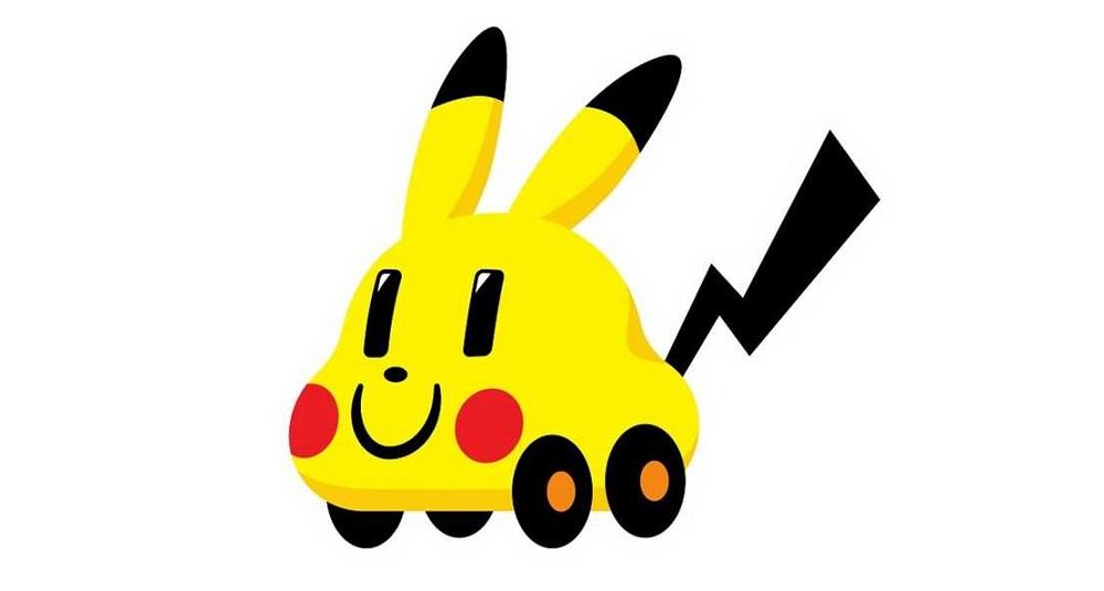 Nintendo files new trademarks for petrol-free 'Pikachu car' Pi!car! screenshot