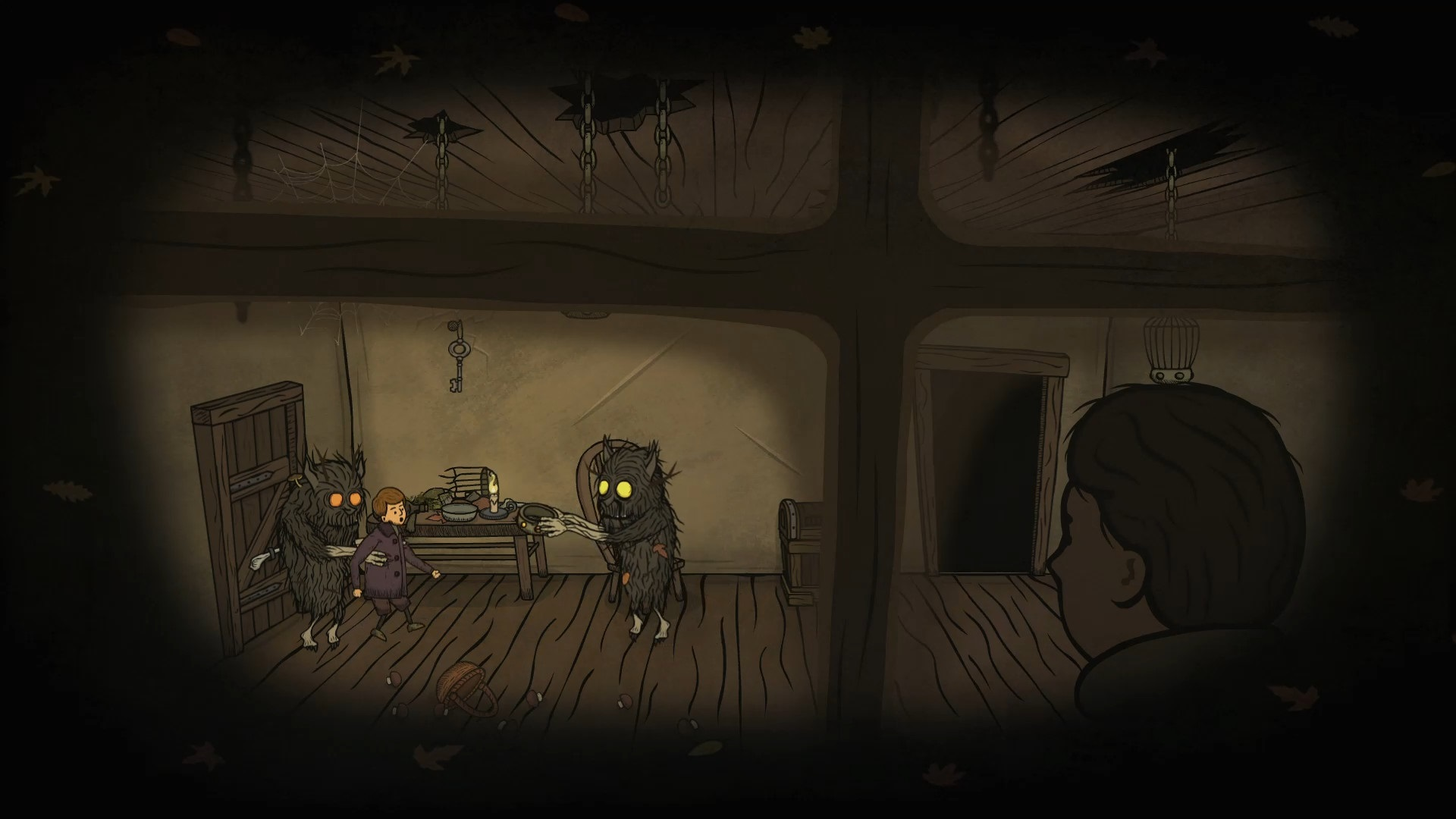 Contest: Win Creepy Tale for Switch screenshot