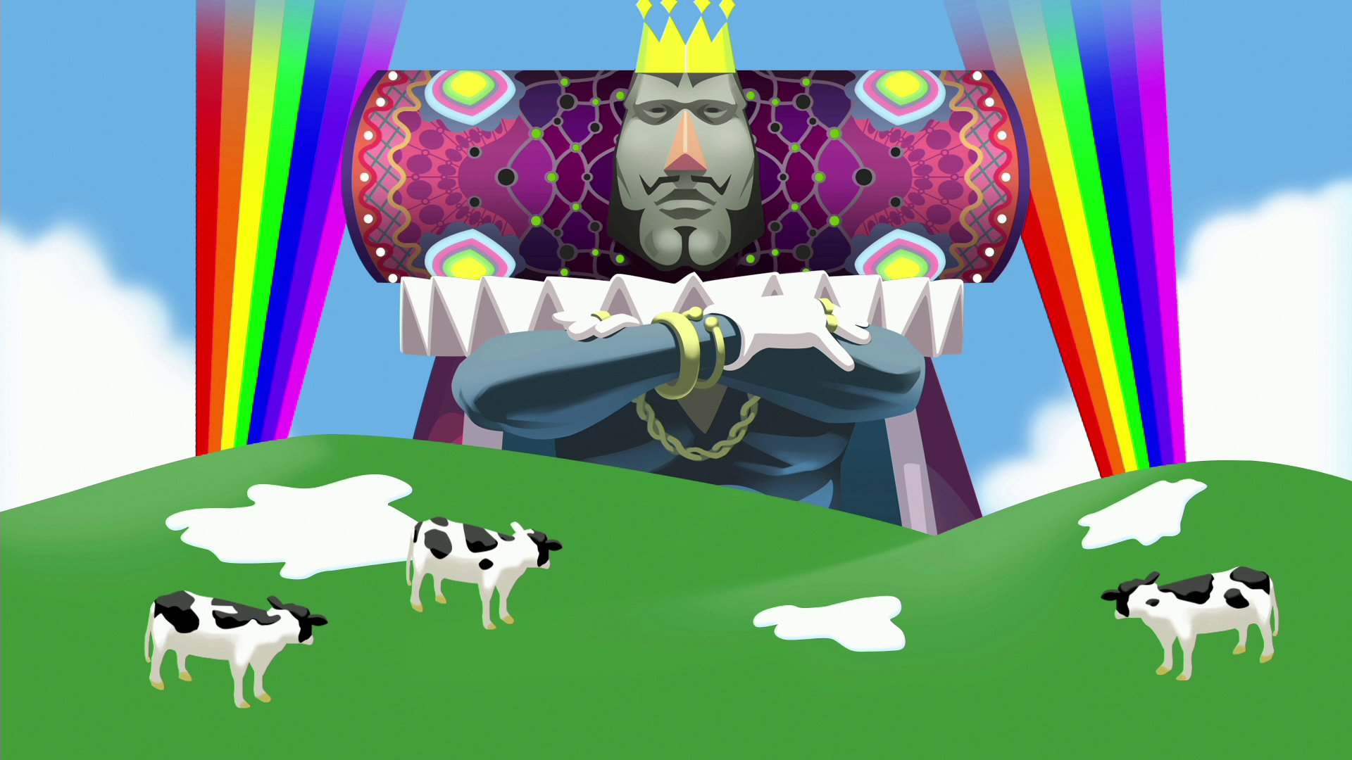 Katamari Damacy Reroll is finally coming to PS4 and Xbox One in November