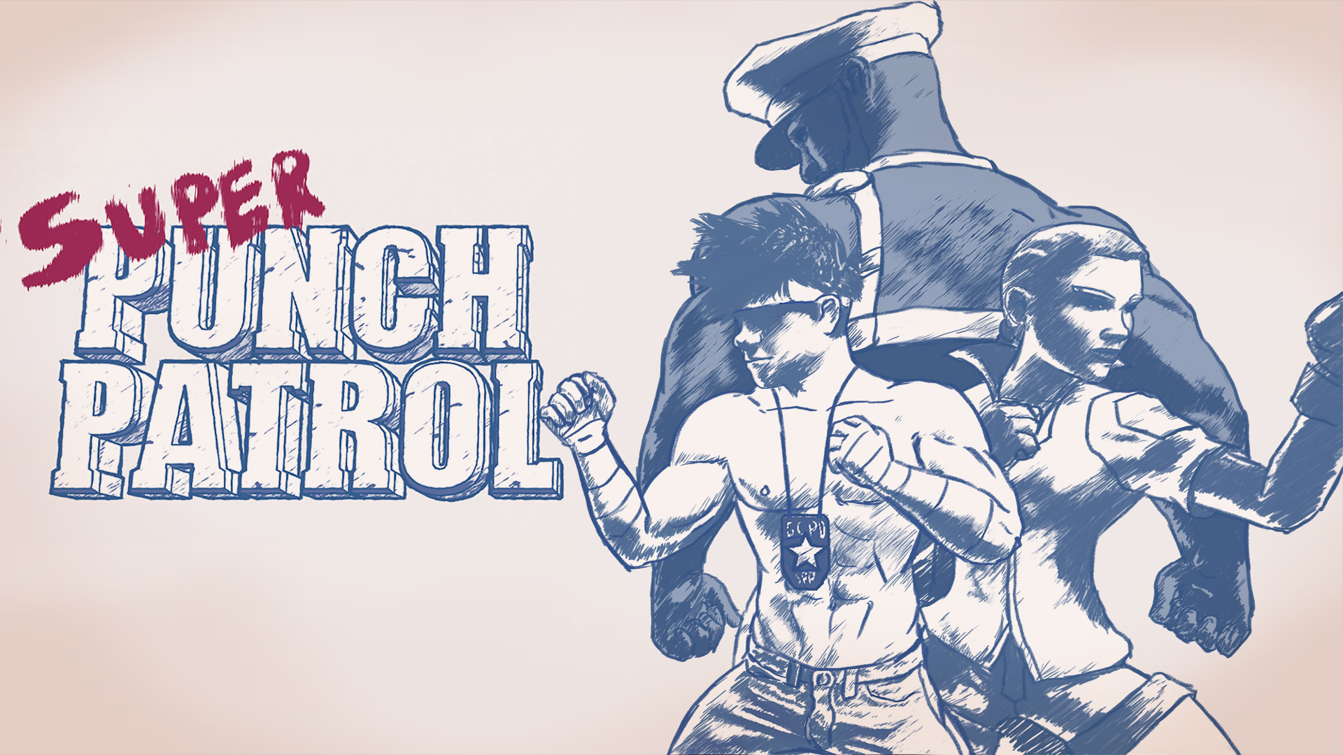 Super Punch Patrol is a brawler from the creator of Gunman Clive and it hits Switch this month screenshot
