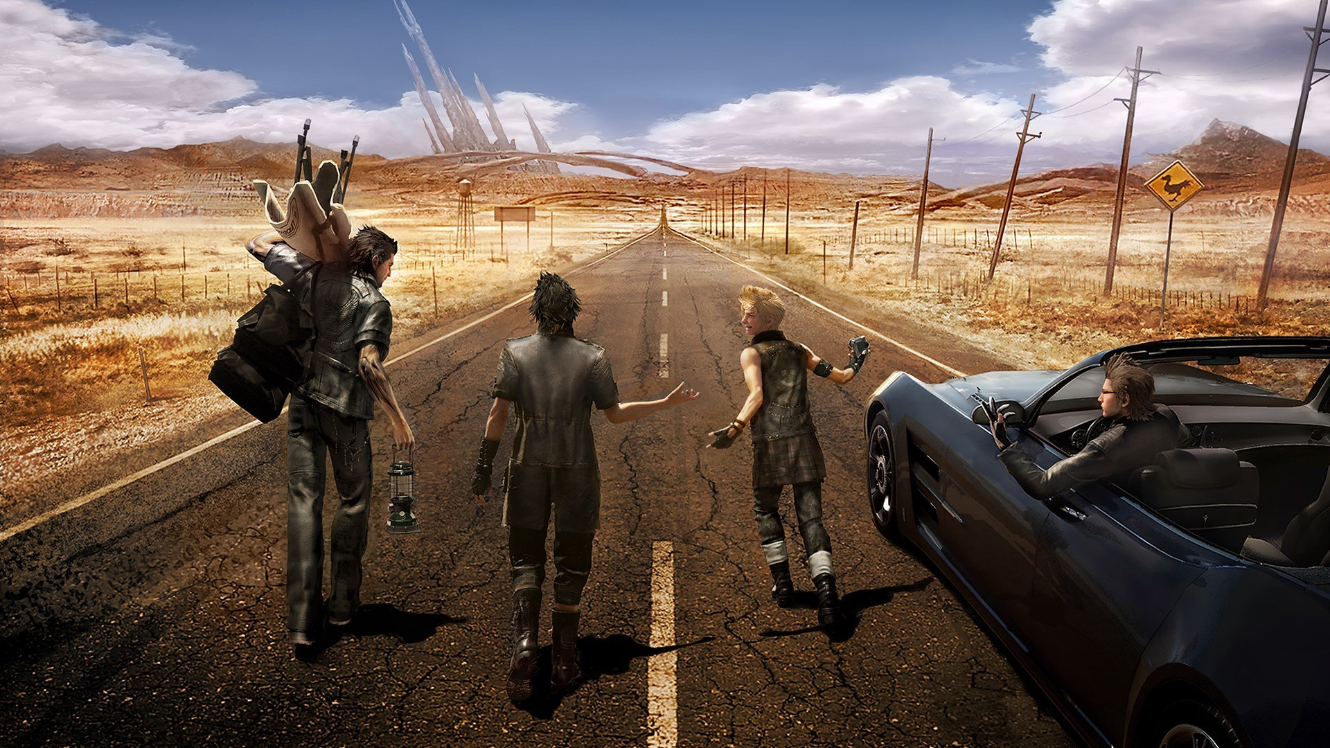 PlayStation Now just go two big names: Resident Evil 7 and Final Fantasy XV screenshot