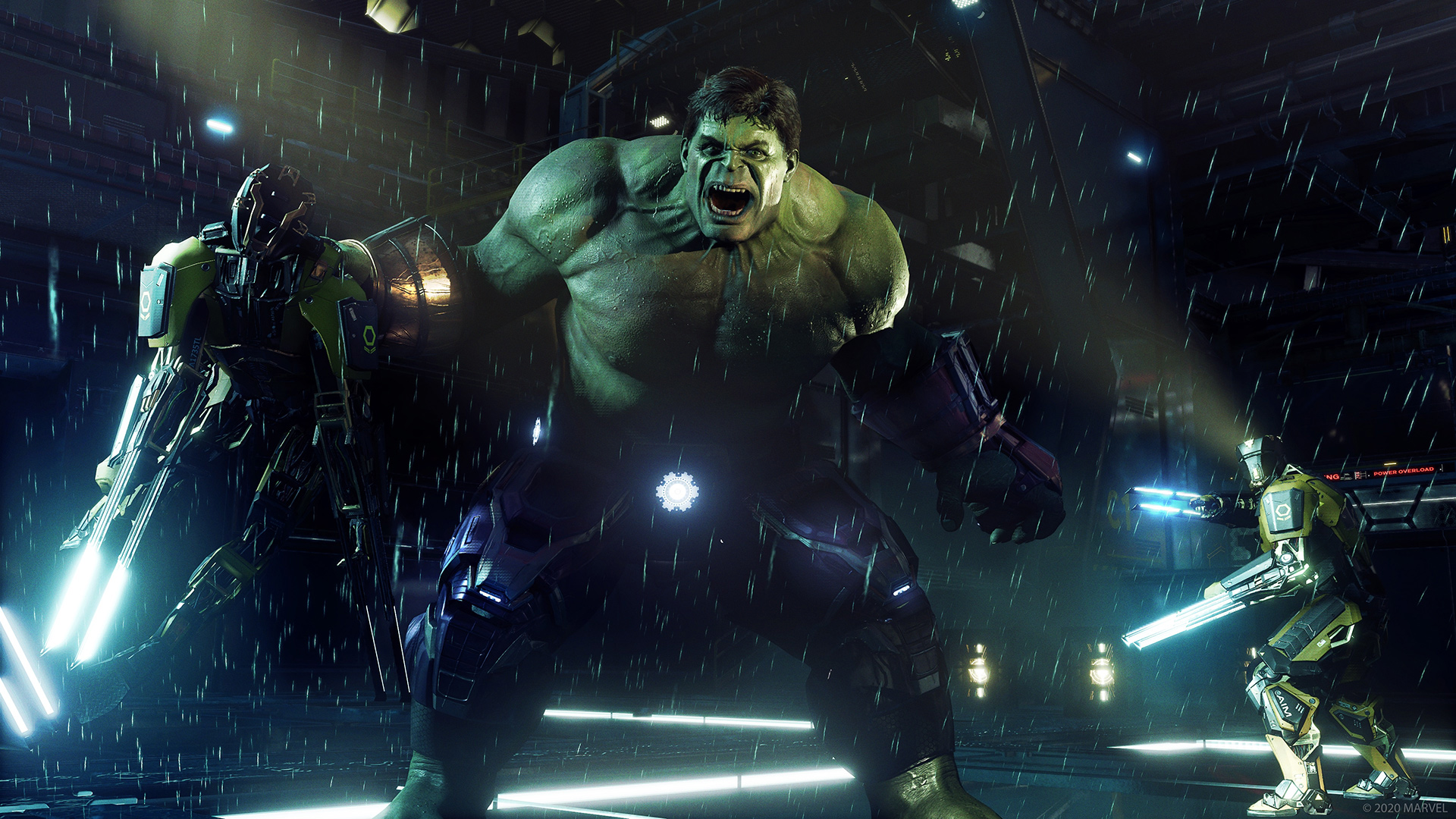 Square Enix says Marvel's Avengers had the 'most-downloaded beta in PlayStation history' screenshot