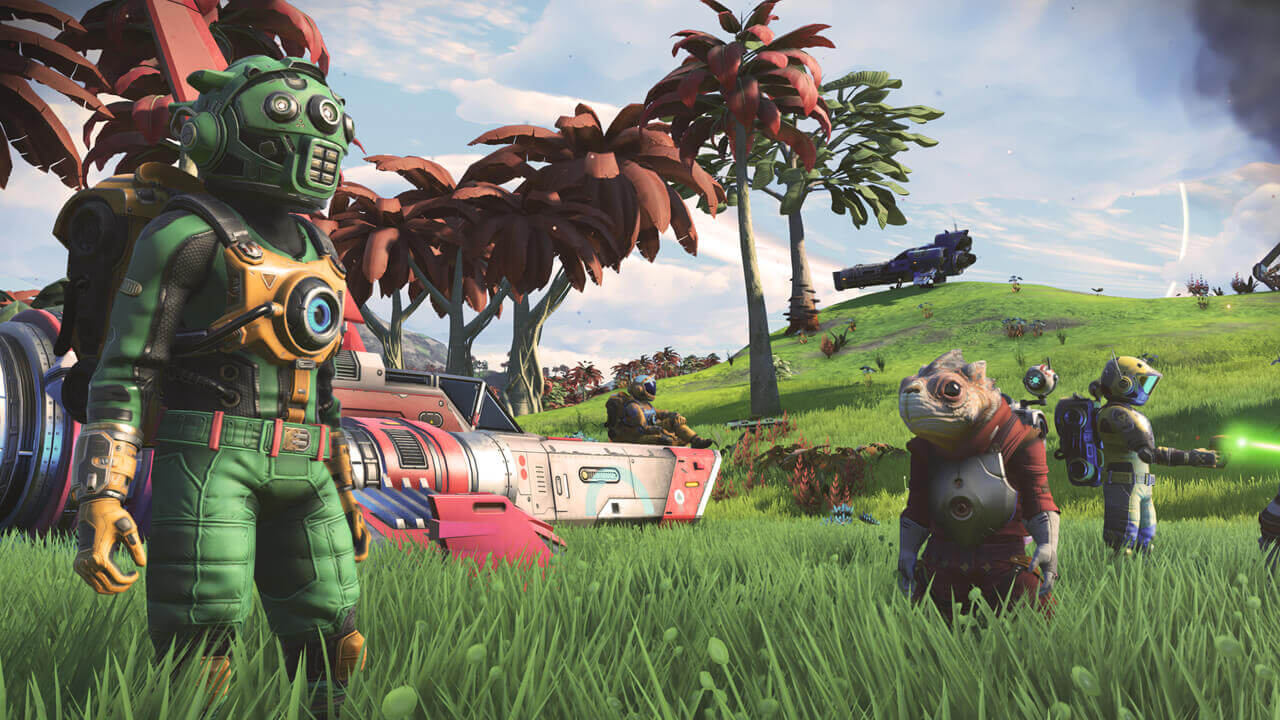 Hello Games' follow-up to No Man's Sky is another 'huge, ambitious game' but not a sequel screenshot