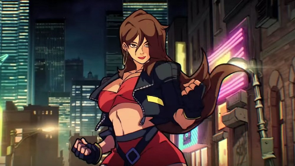 Streets of Rage 4 balance patch coming later this month screenshot