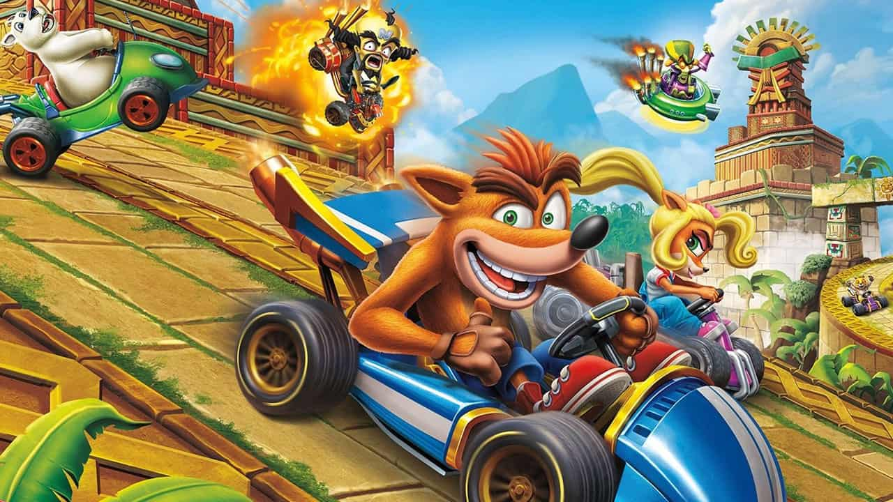 Crash Team Racing Nitro-Fueled developer says that the March update was the 'final update to the game' screenshot