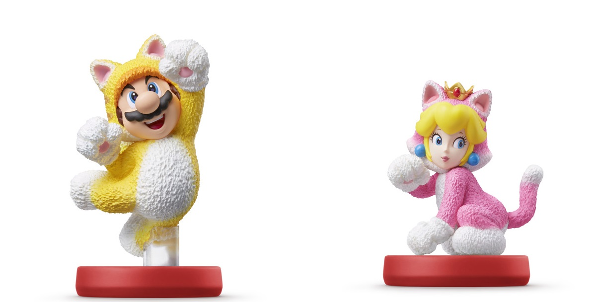 Super Mario 3D World on Switch will host two amiibo when it arrives in 2021 screenshot