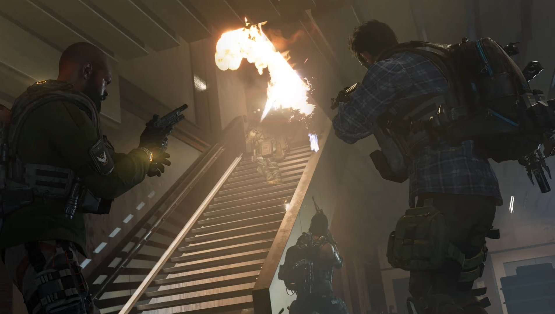 The Division 2 is getting a PvE challenge mode similar to Final Fantasy XIV's Heaven-on-High screenshot