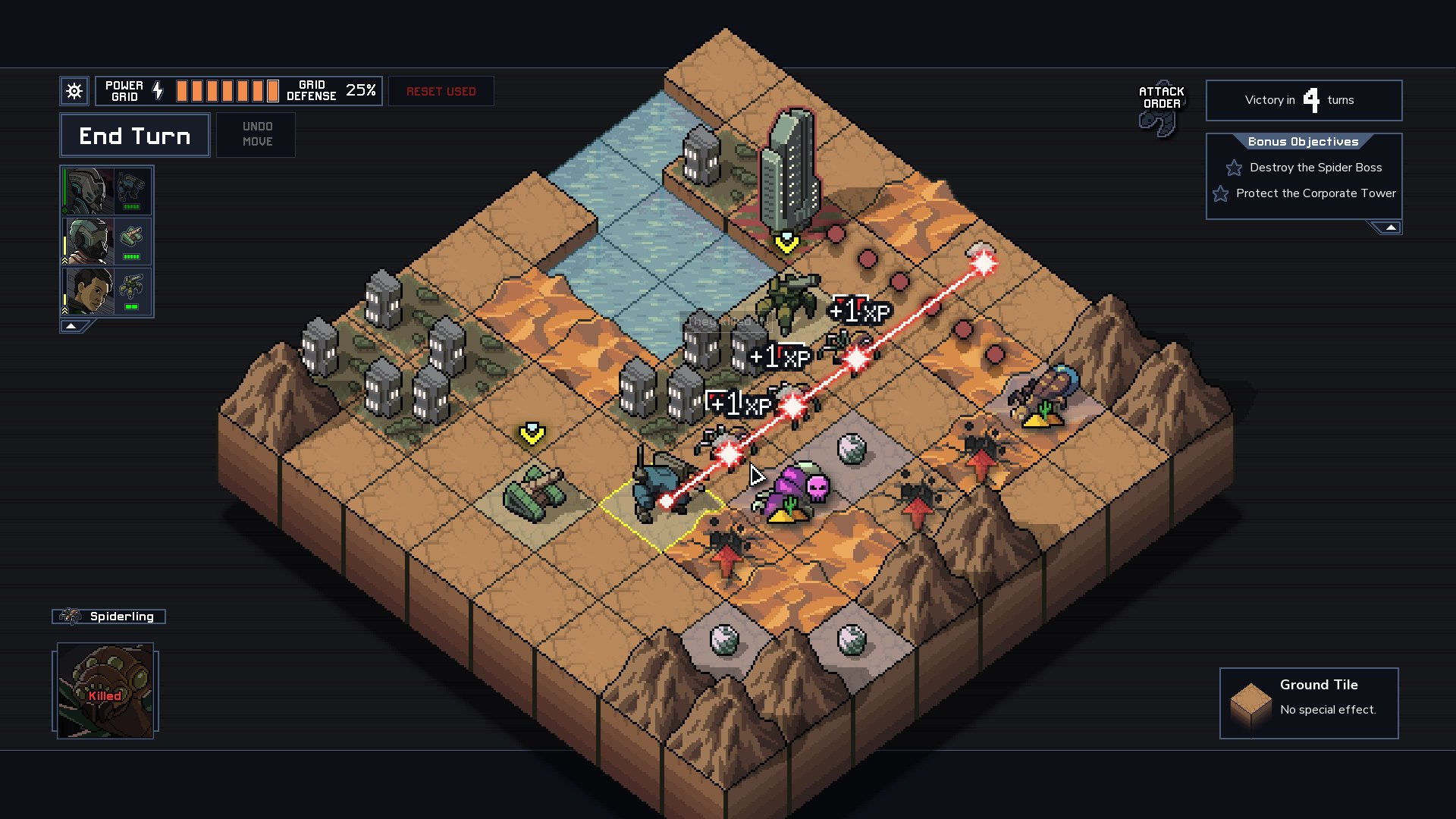 Into the Breach is free again on the Epic Games Store and you shouldn't skip it screenshot