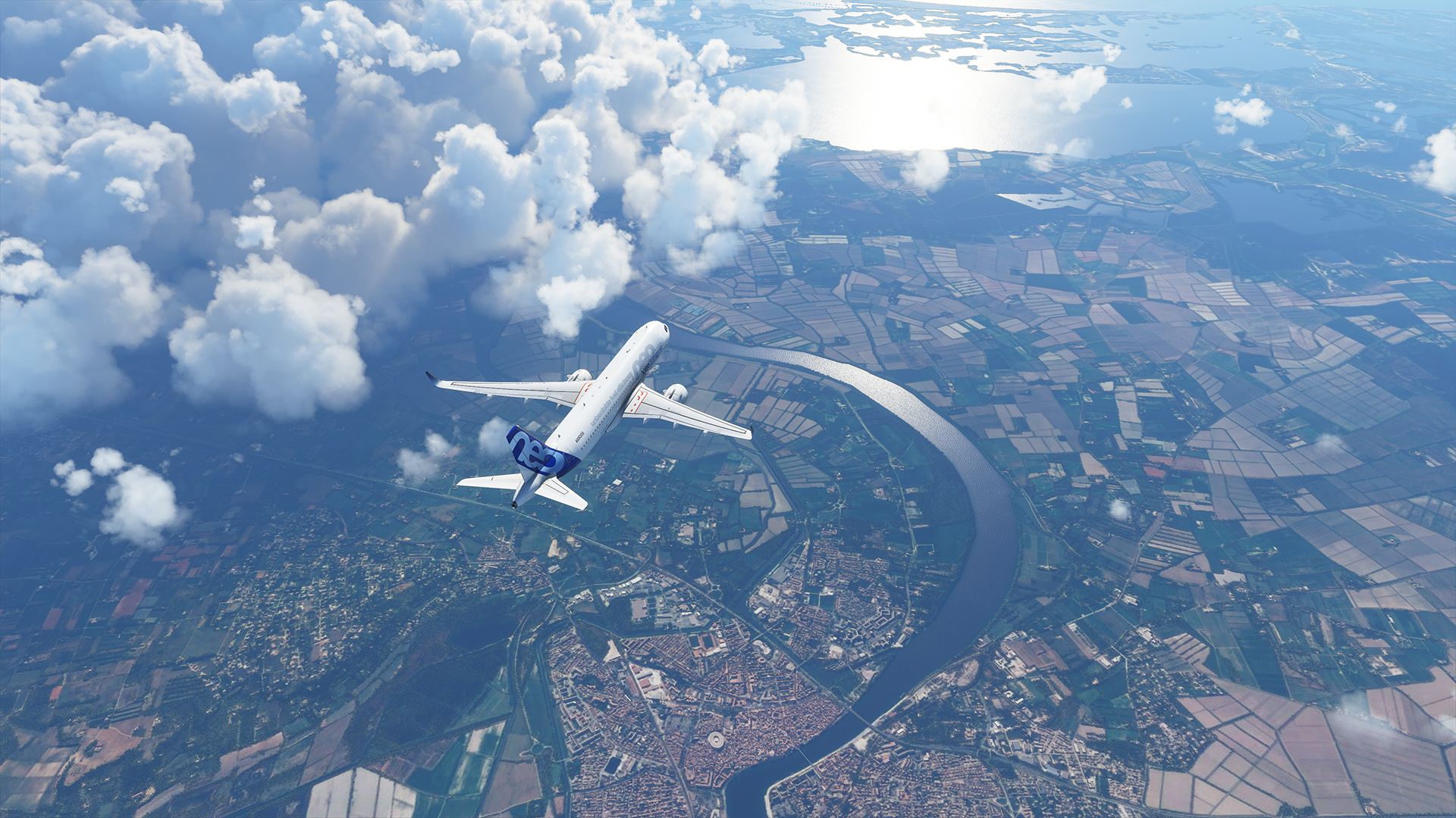 Microsoft Flight Simulator broke a Game Pass record with one million PC players screenshot