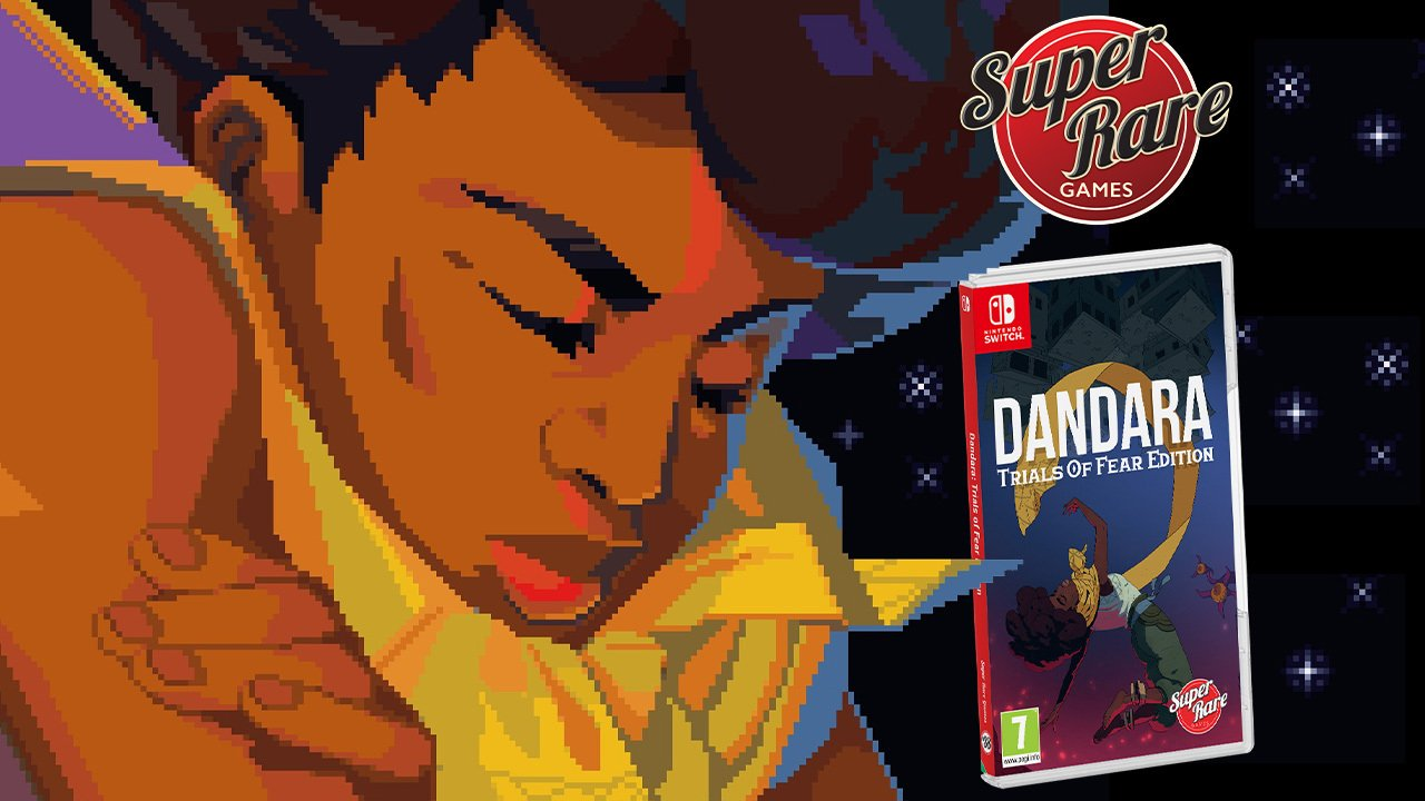 Contest: Win Dandara: Trials of Fear Edition on Switch from Super Rare Games screenshot
