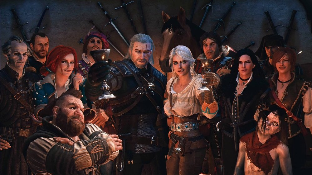 The Witcher 3: Wild Hunt is coming to PS5 and Xbox Series X, bringing visual and technical improvements screenshot