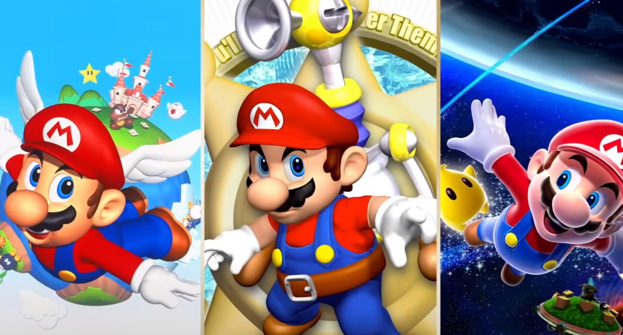 Review: Super Mario 3D All-Stars screenshot