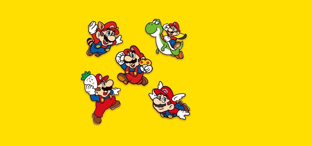 Here's how to get the new Super Mario Bros. collectible pin set screenshot