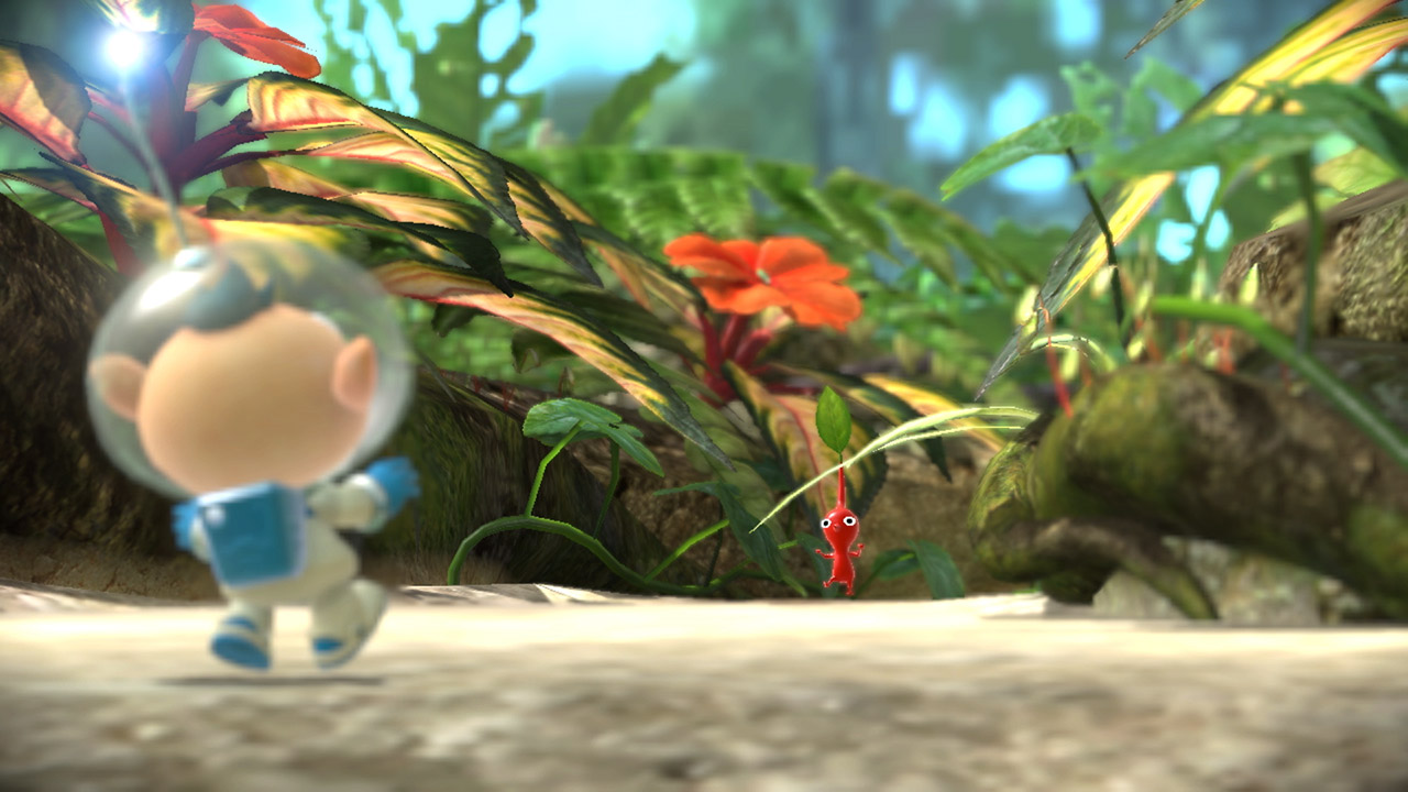 Nintendo confuses everyone by putting Pikmin 3 back on the Wii U eShop screenshot