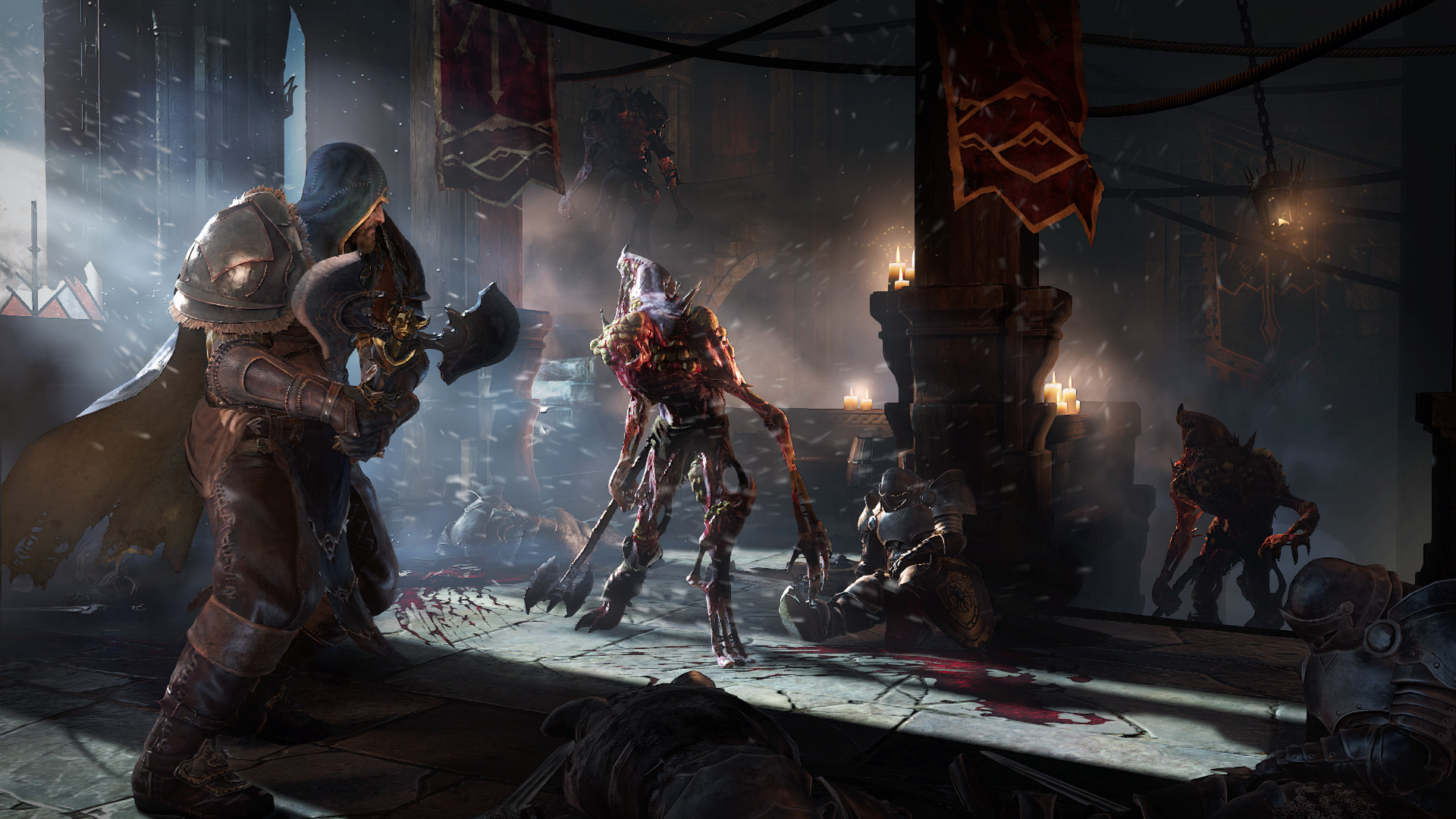 Lords of the Fallen 2 is back as CI Games starts a new studio just for Souls-like games screenshot