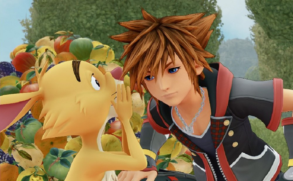 New Kingdom Hearts project in the works for 20th anniversary screenshot