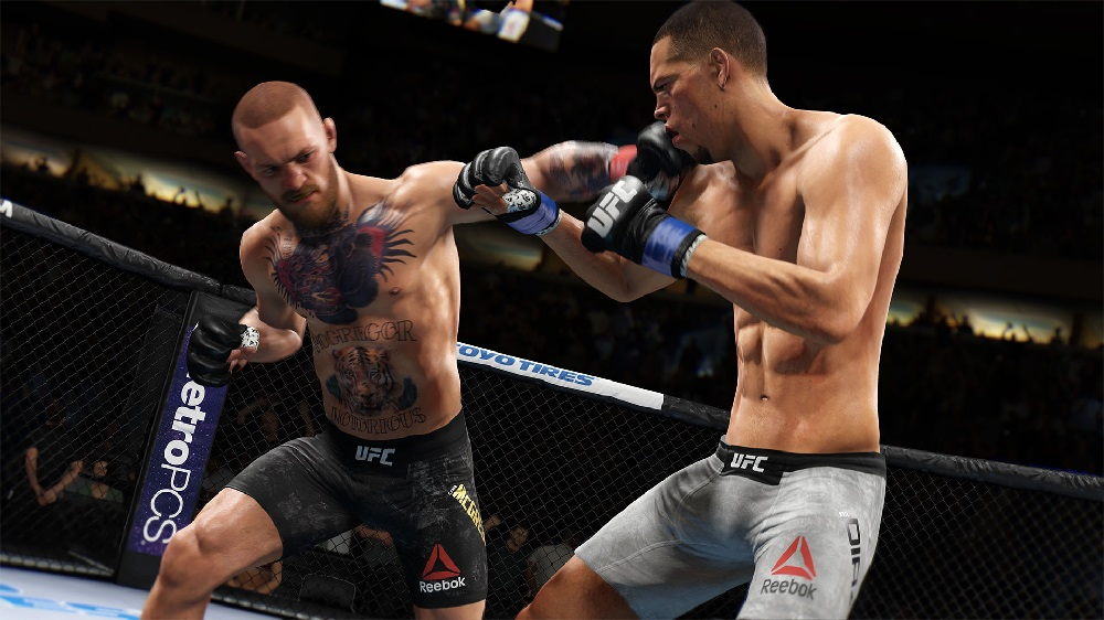 EA disables UFC 4's in-game ads after player backlash screenshot