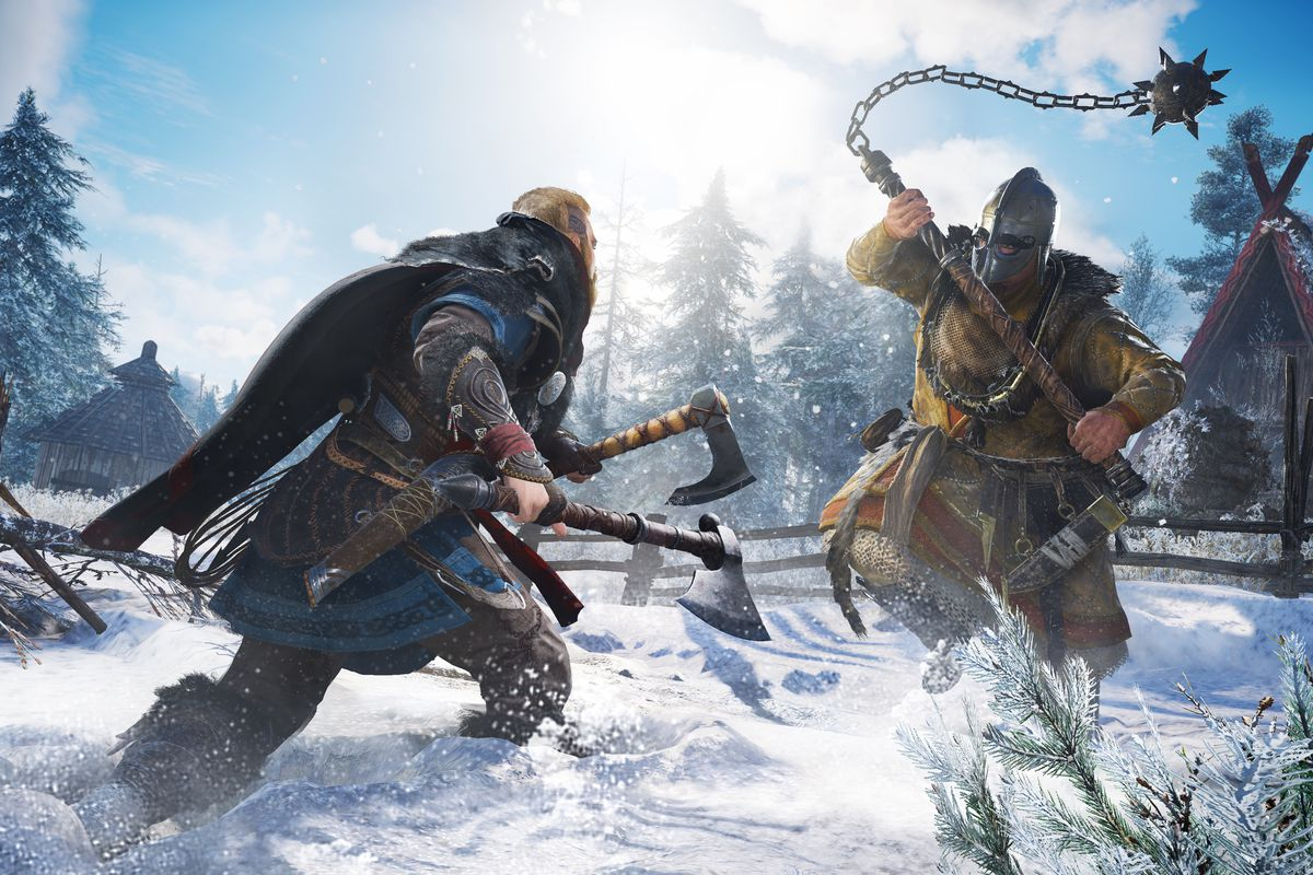 The floodgates have opened: Assassin's Creed Valhalla confirmed for November 10 alongside of the next generation screenshot