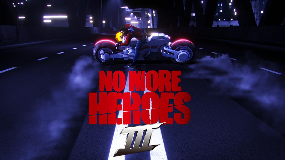 No More Heroes 3 won't be powering up its beam katana until 2021 screenshot