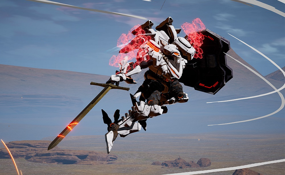 Daemon x Machina to receive a new update for its first anniversary screenshot