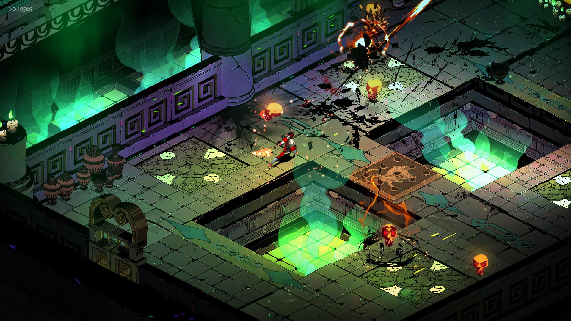 Nintendo Download: Hades screenshot