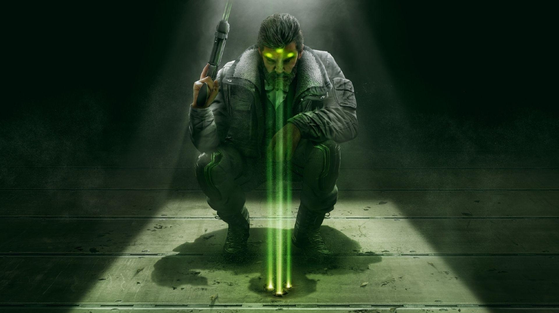 Rainbow Six Siege's Shadow Legacy season is here and Sam Fisher is a blast to play screenshot