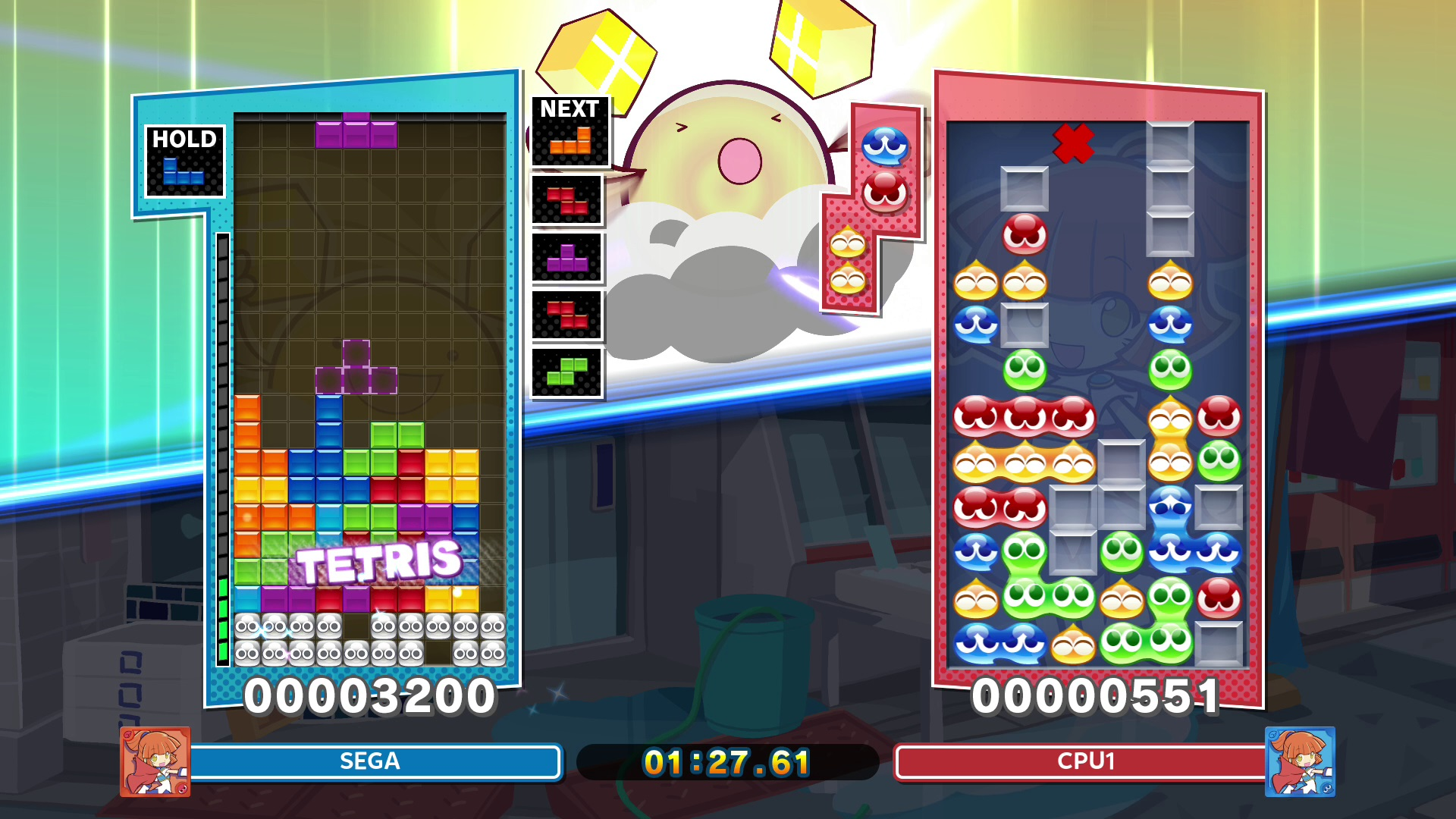 Puyo Puyo Tetris 2 will bring back adventure mode, is coming to basically every system screenshot