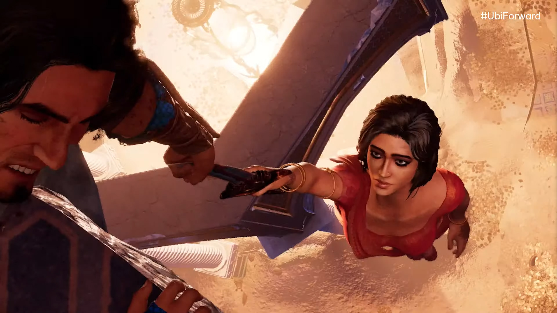 Prince of Persia: The Sands of Time Remake is out in January screenshot