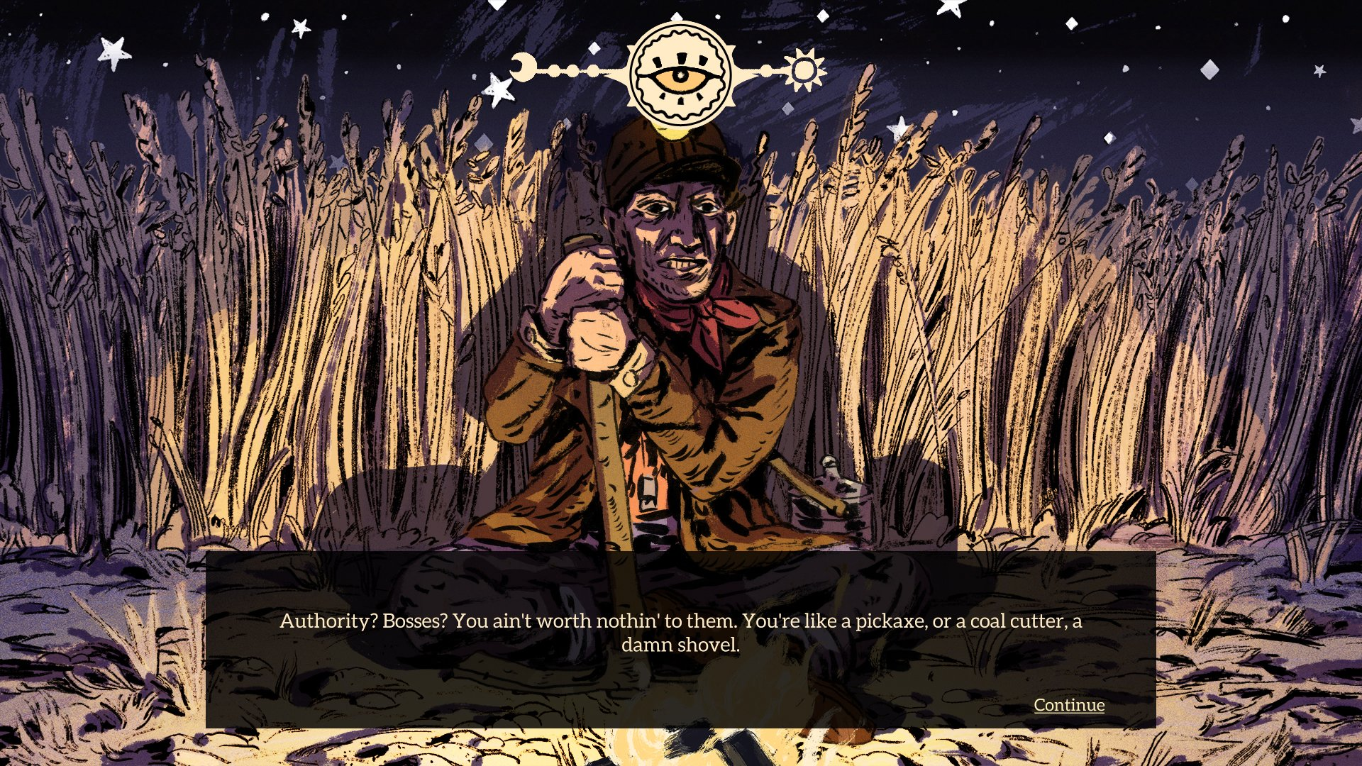 Where the Water Tastes Like Wine is an Epic Games Store freebie you need to pick up screenshot