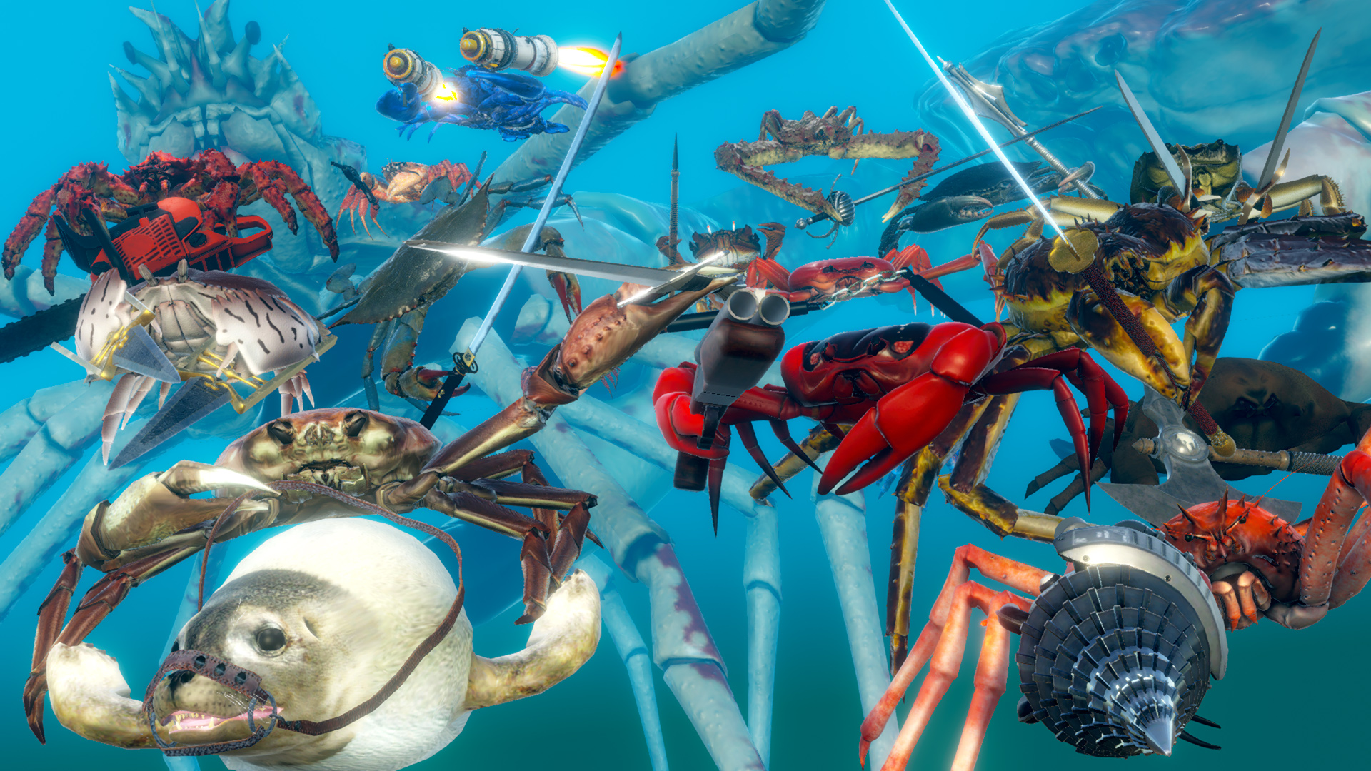 Review: Fight Crab screenshot