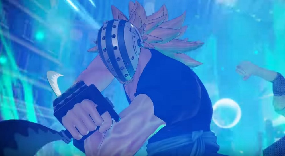 One Piece: Pirate Warriors 4 releases trailer for The Massacre Soldier, Killer screenshot