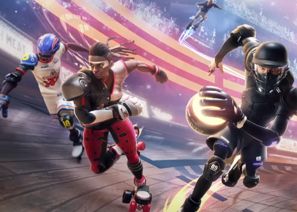 Remember Roller Champions? It's finally coming next year screenshot