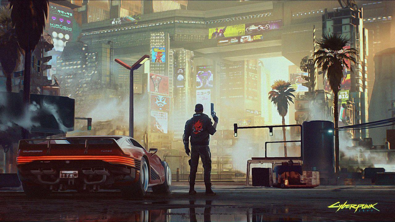 CD Projekt Red introduces us to the gangs of Cyberpunk 2077 next week screenshot