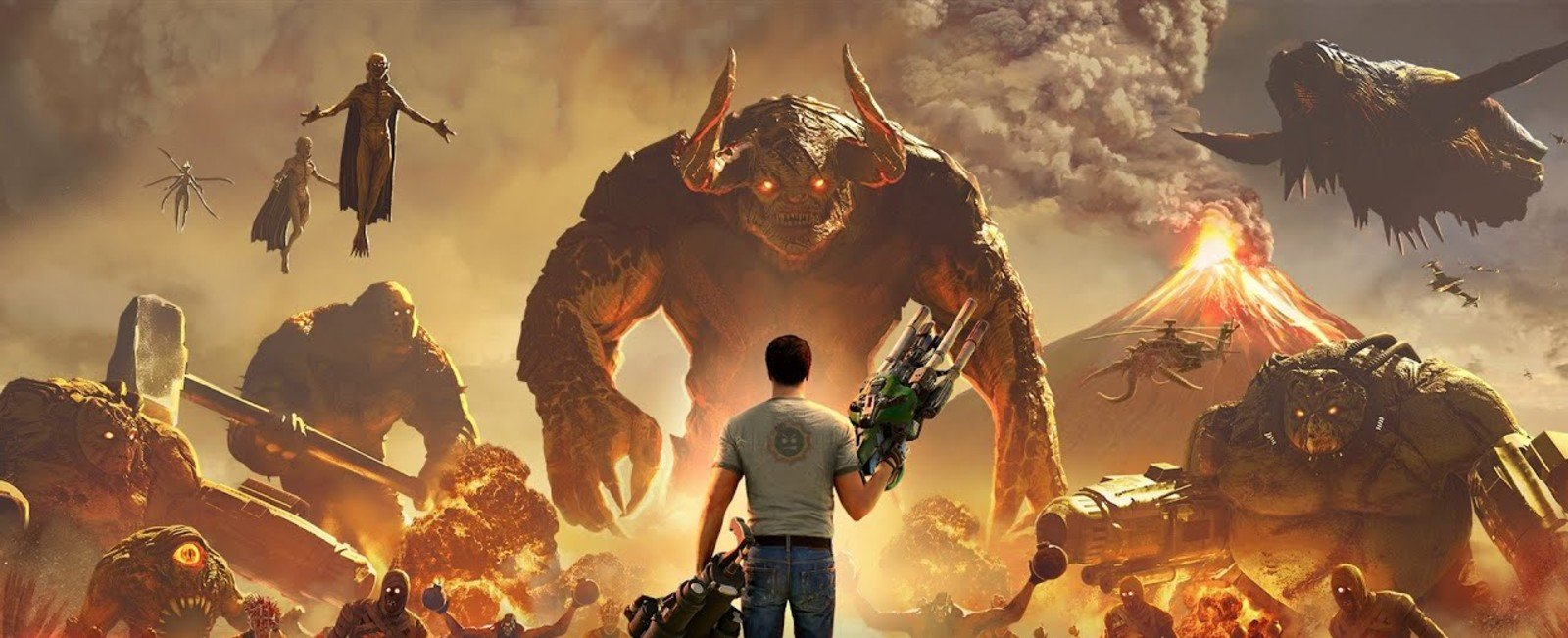 Review: Serious Sam 4 screenshot