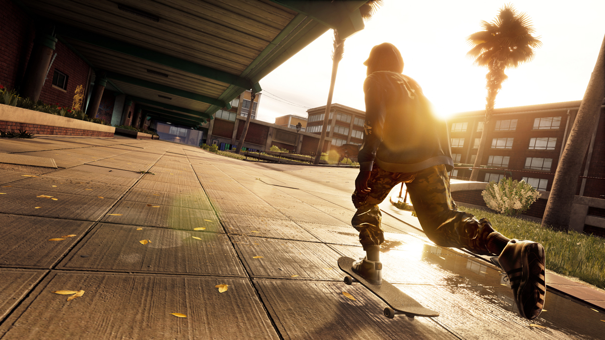 Tony Hawk's Pro Skater 1 + 2 is the exact trip down memory lane we needed in 2020 screenshot
