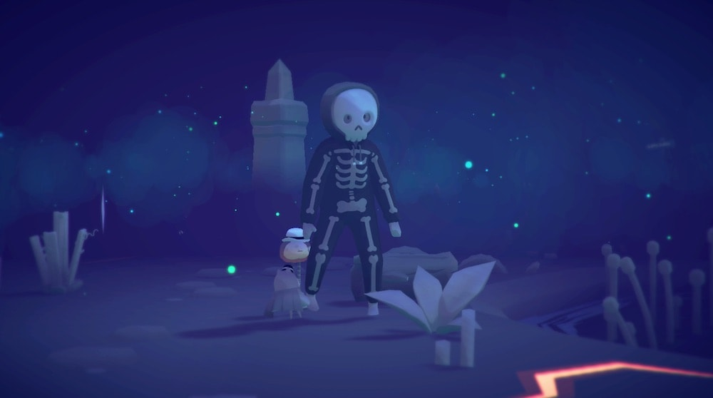 Ooblets' spooky new region, Nullwhere, will be here in time for Halloween  screenshot