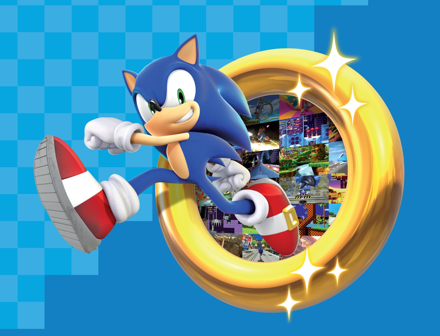 2021's 'Sonic Anniversary Collection' consists of 'toys, apparel and more' screenshot
