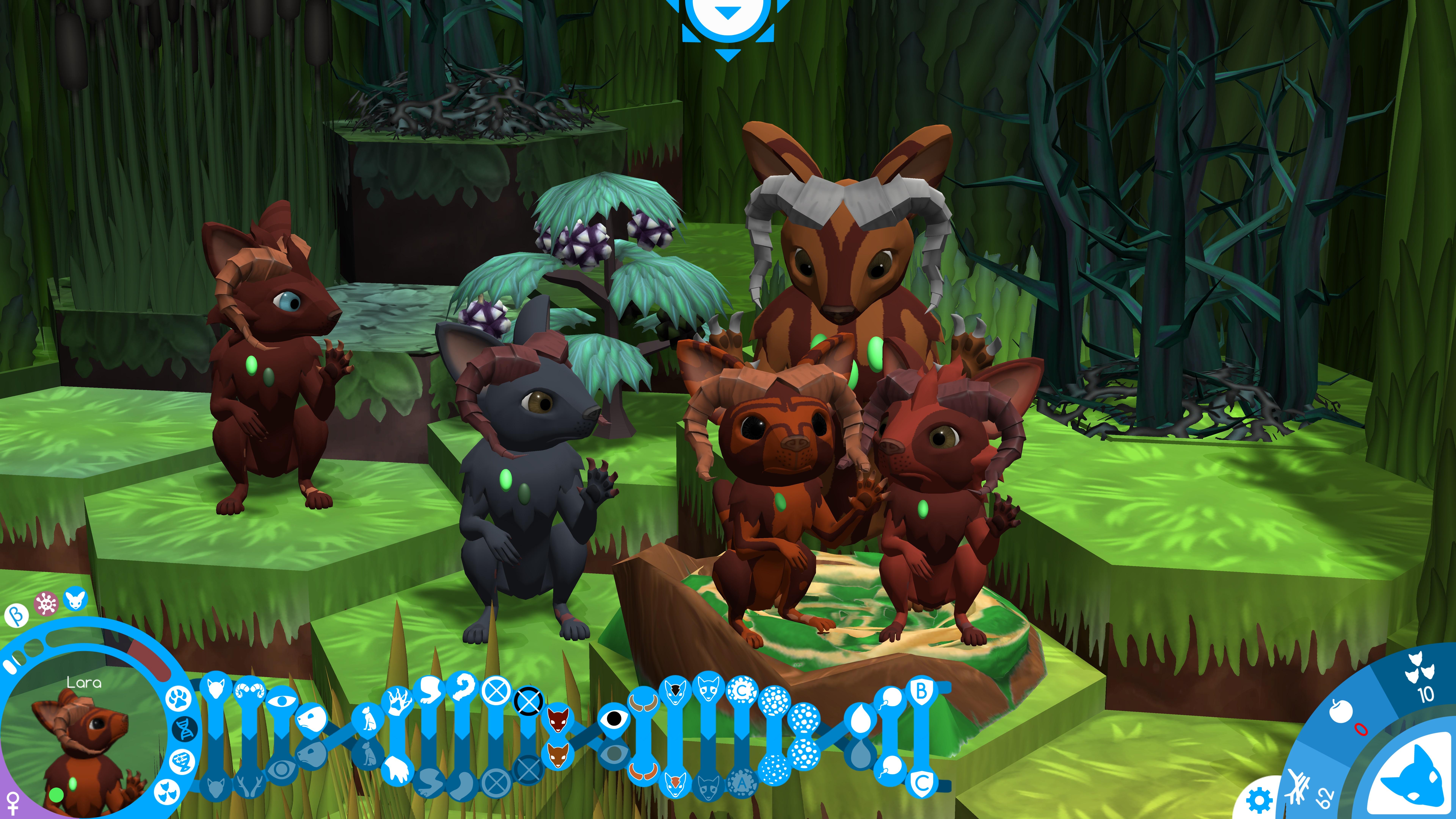 Contest: Win Niche, a genetics survival game, for Nintendo Switch screenshot
