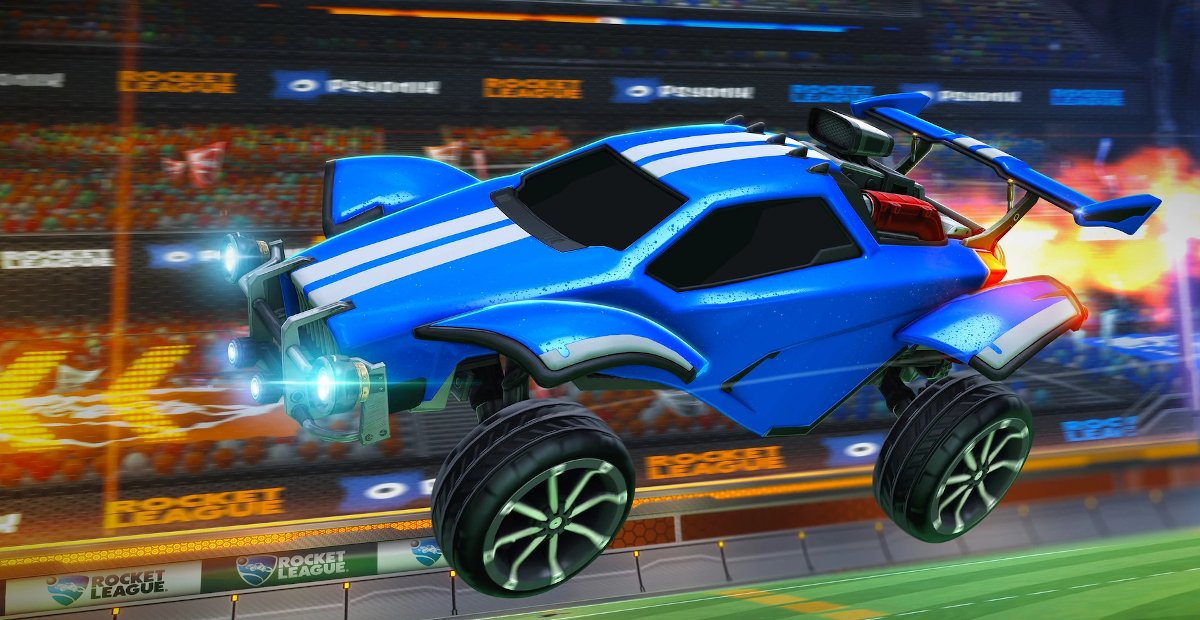 Rocket League going free to play next week, will be delisted from Steam screenshot