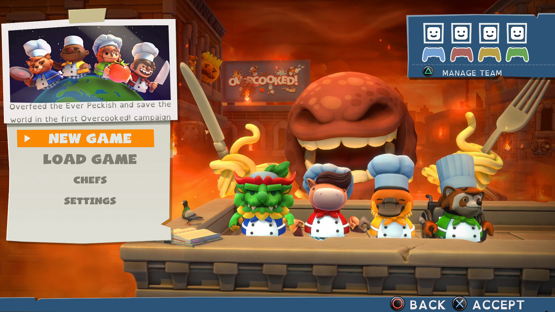 Overcooked! All you Can Eat Edition is more accessible than ever