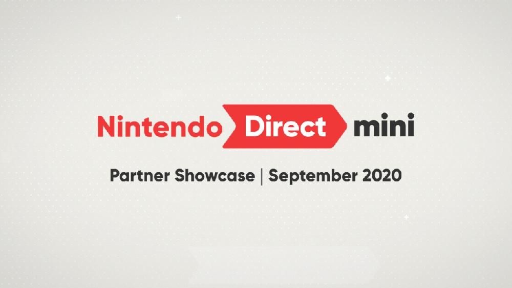 Nintendo Direct Mini: Partner Showcase coming tomorrow, September 17 screenshot
