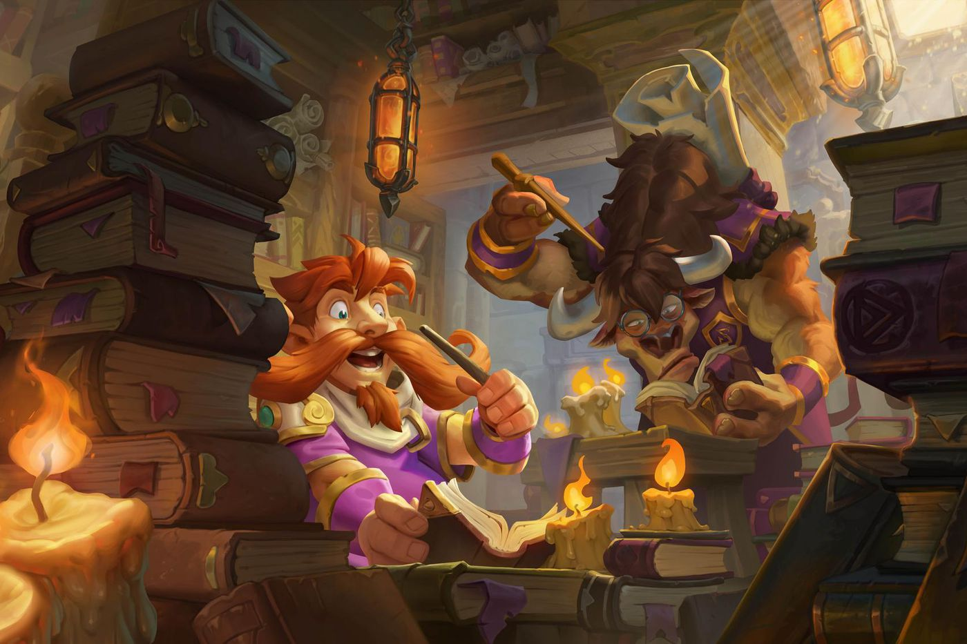 Hearthstone's Book of Heroes adventures are a great reminder that the game isn't always about chasing packs screenshot