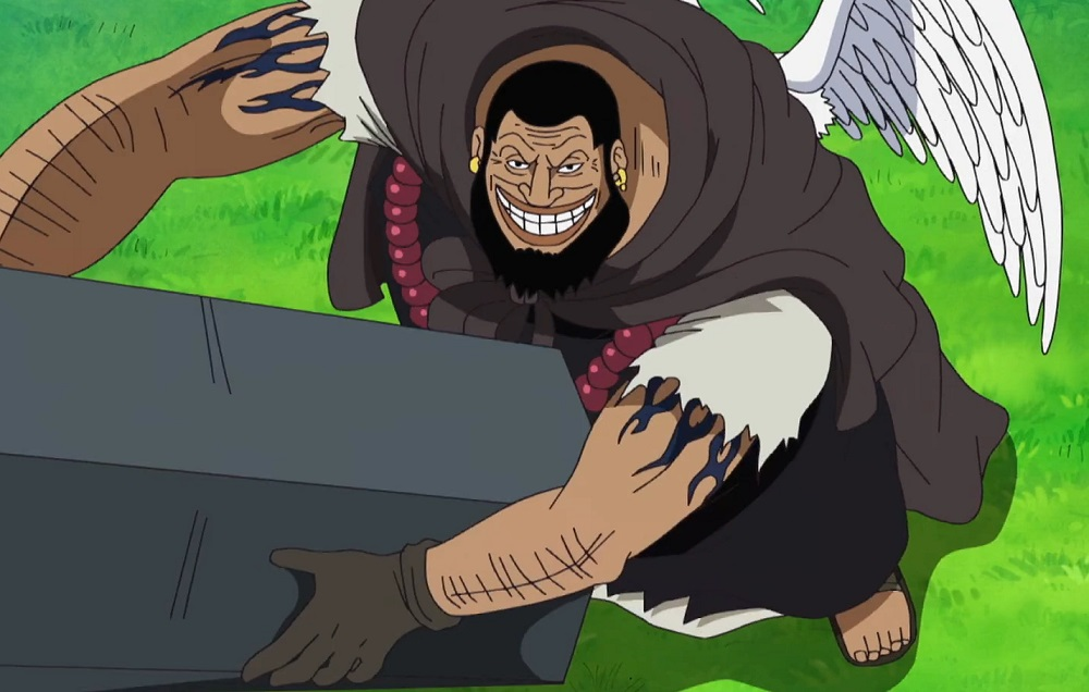 Urouge is the third member of One Piece: Pirate Warriors 4's 'Worst Generation' DLC screenshot