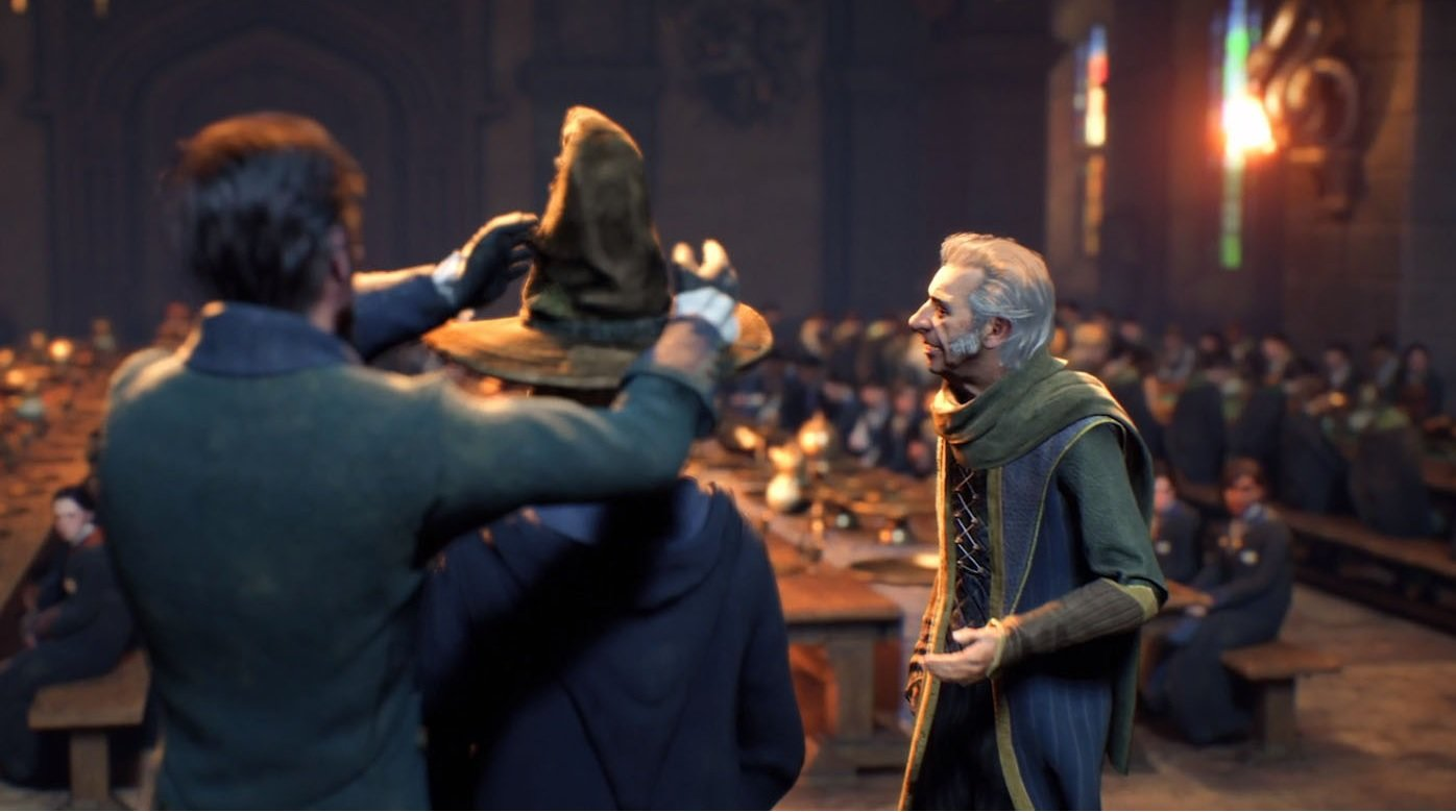 All the Harry Potter leaks were correct, Hogwarts Legacy is coming to PS5 next year screenshot