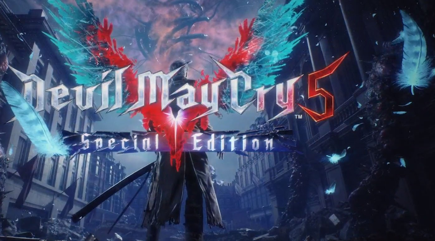 Devil May Cry 5 was good enough that it's getting a PS5 version too